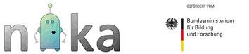 Nika Robot Logo
